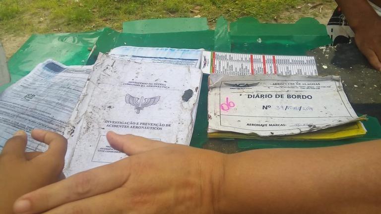 Avião onde estava Gabriel Diniz, do hit Jenifer, cai em Sergipe, veja!