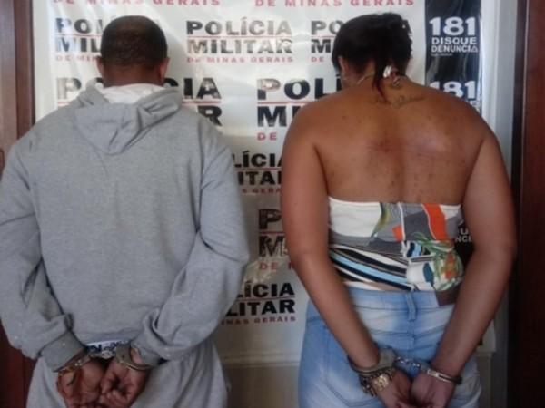 Casal é preso na BR-354, após buscar droga em Campo Belo para comercializar em Pains/MG