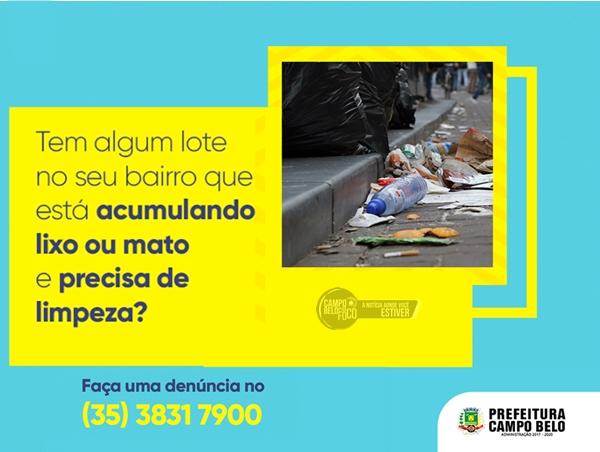 Edição Campo Belo em Foco - Extraída da Assessoria de Comunicação Prefeitura de Campo Belo