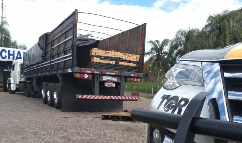 Campo-belense é preso com arma, R$ 14,5 mil e mais de 200 kg de cocaína em Itatinga/SP