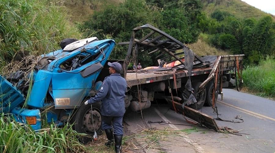 Campo-belense morre em acidente na BR-267, veja!