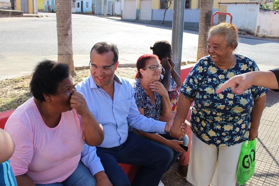 Prefeitura inaugura três academias ao ar livre em Campo Belo