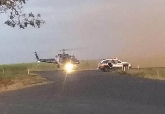 Ataque a Agência Bancária em Uberaba termina com 1 pessoa morta, 10 bandidos presos e 7 reféns libertados