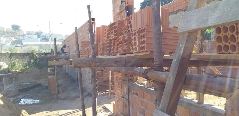 Construção do Mercado Central Municipal de Campo Belo Continua a todo vapor