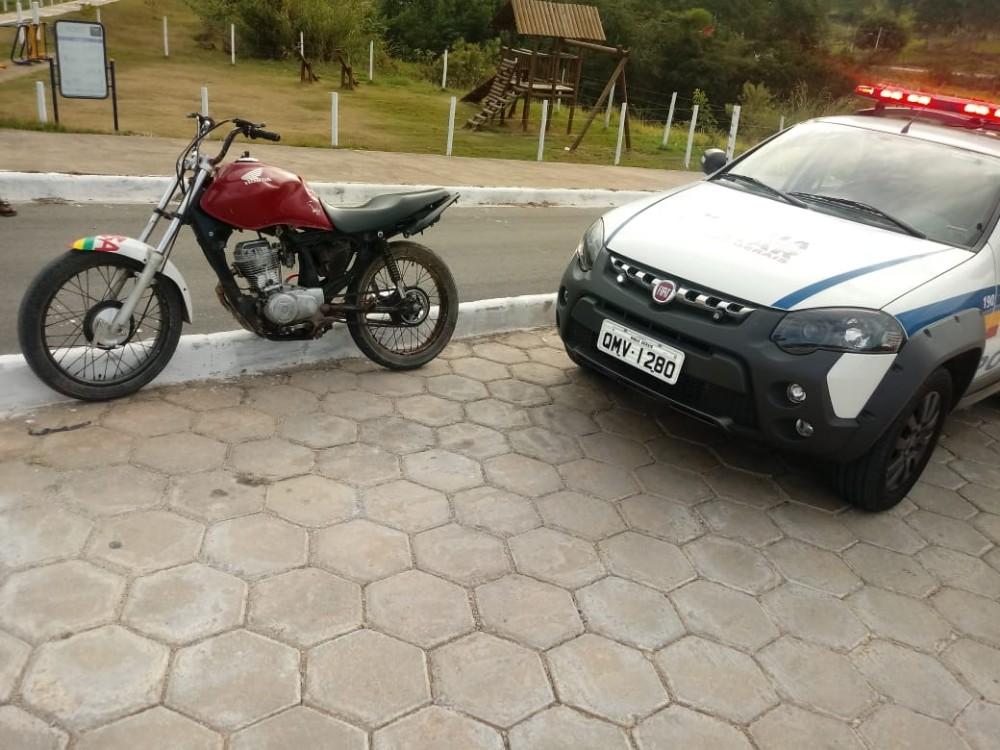 """Operação """"Cavalo de Aço"""" da Polícia Militar retira de circulação motos em situação irregular"""