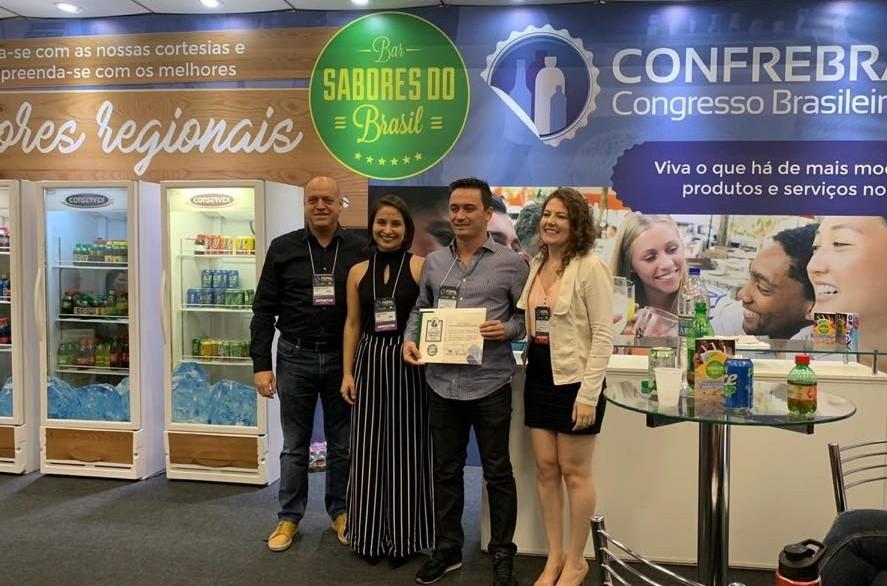 """Empresa Campo-belense Taça de Cristal é destaque no concurso """"Os Melhores Sabores do Brasil"""""""