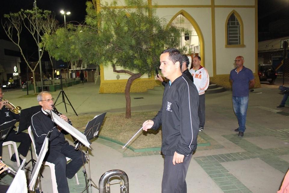 Corporação Musical 28 de Setembro comandou o Festival de Inverno