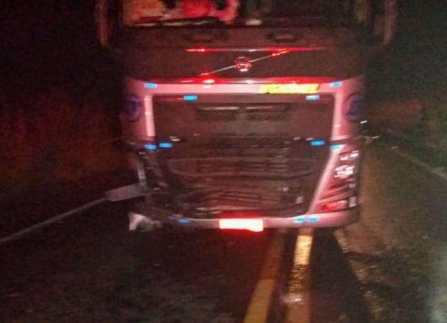 Acidente na BR-354, entre Candeias e Formiga deixa uma vítima fatal e duas gravemente feridas