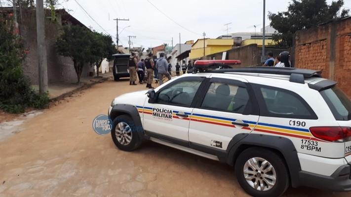 Homem de 38 anos é morto a tiros em Campo Belo
