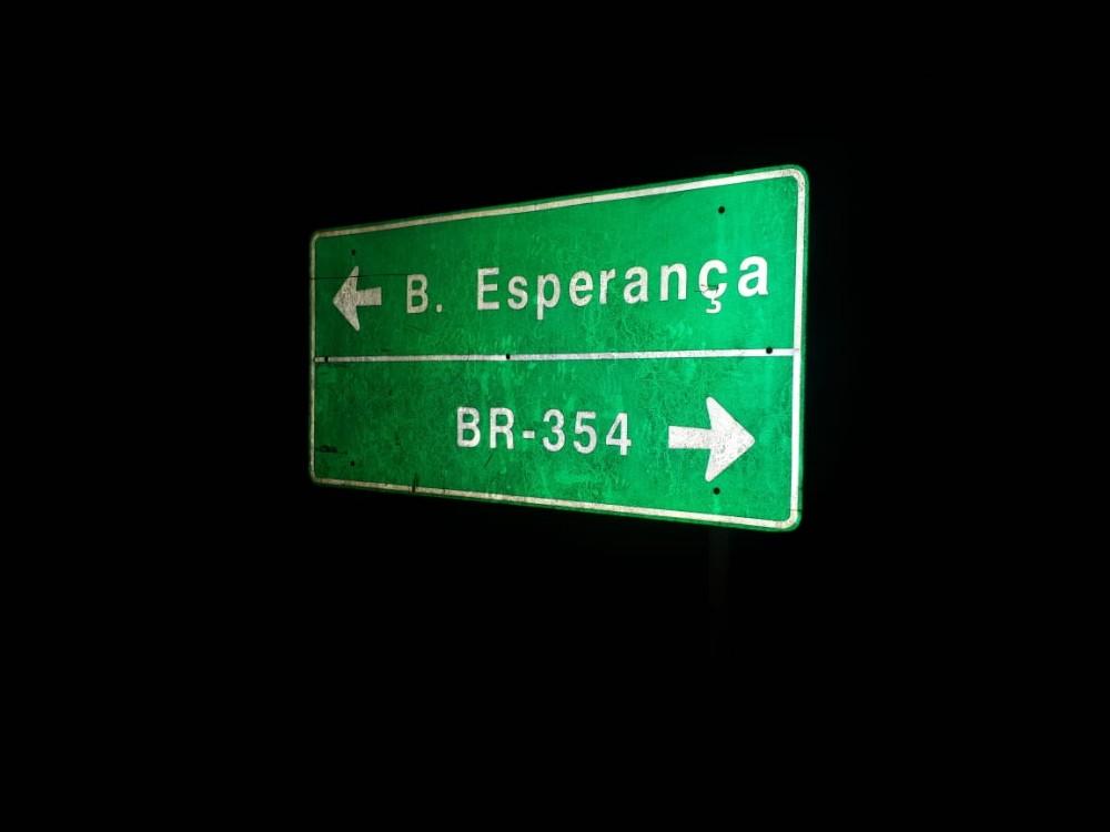 Jovem morre em grave acidente na BR-369, trevo de Campo Belo
