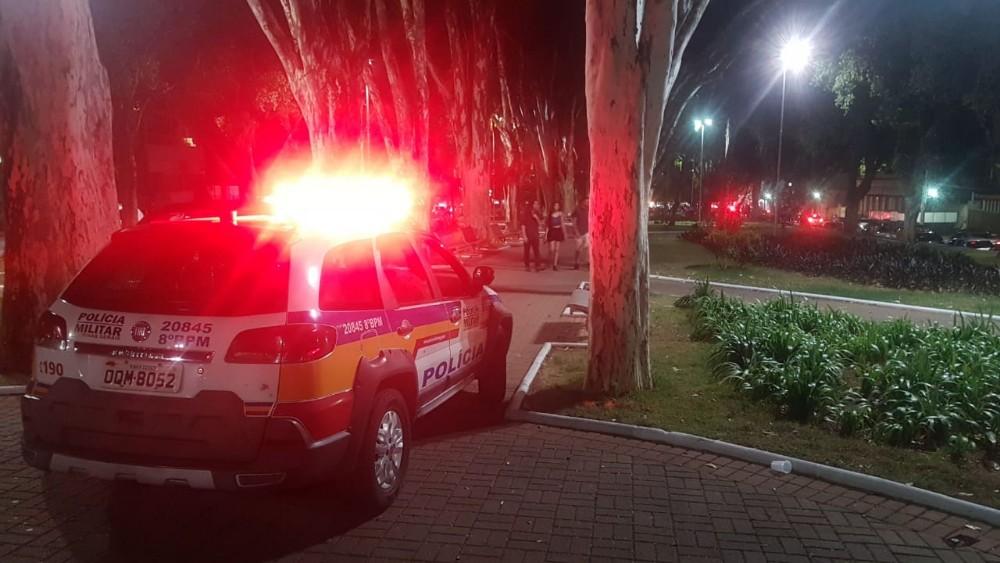 """Operação """"Praças Seguras"""" foi realizada pela Polícia Militar"""