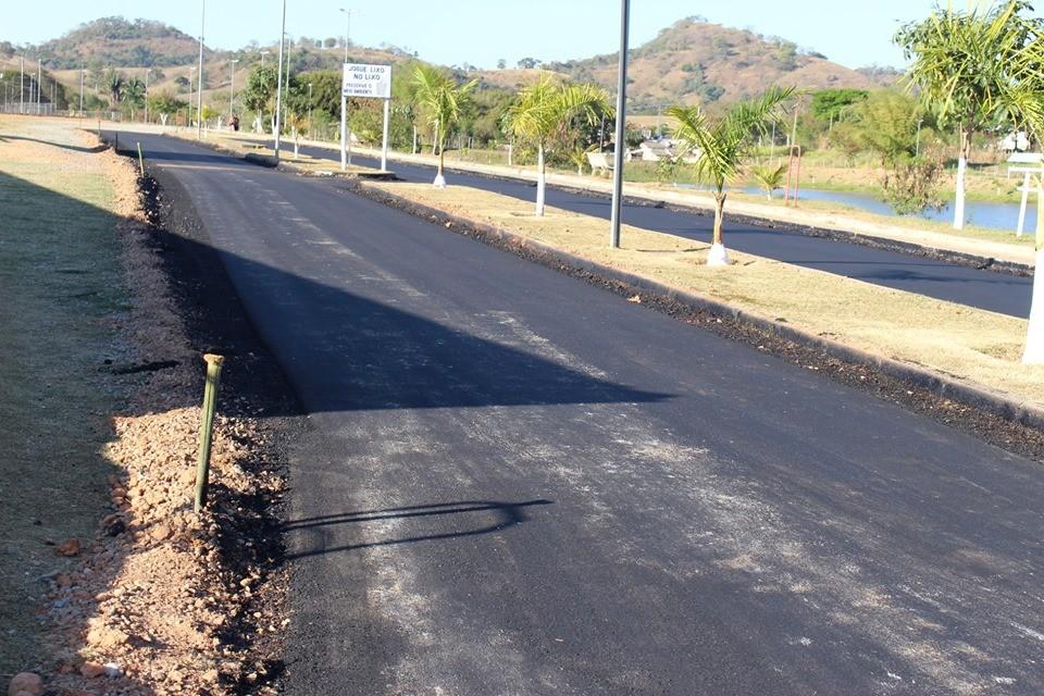 Prainha está recebendo obra de pavimentação, veja como está ficando!