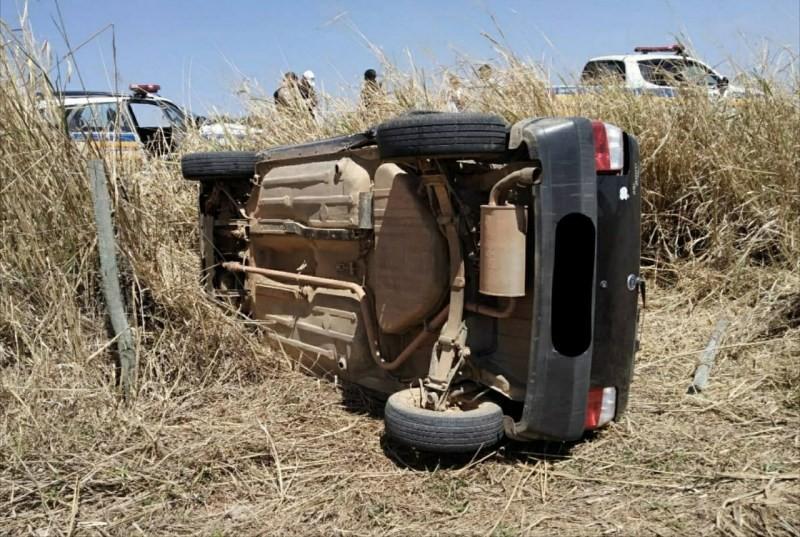 Três pessoas ficaram feridas em um acidente na BR-354, veja!