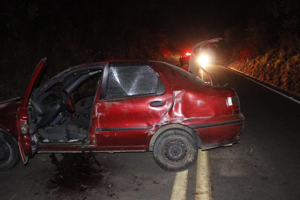 Campo-belense morre em grave acidente na BR-369, em Campo Belo
