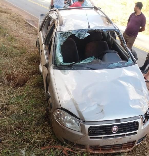 Idoso morre em acidente entre Campo Belo e São Francisco de Paula