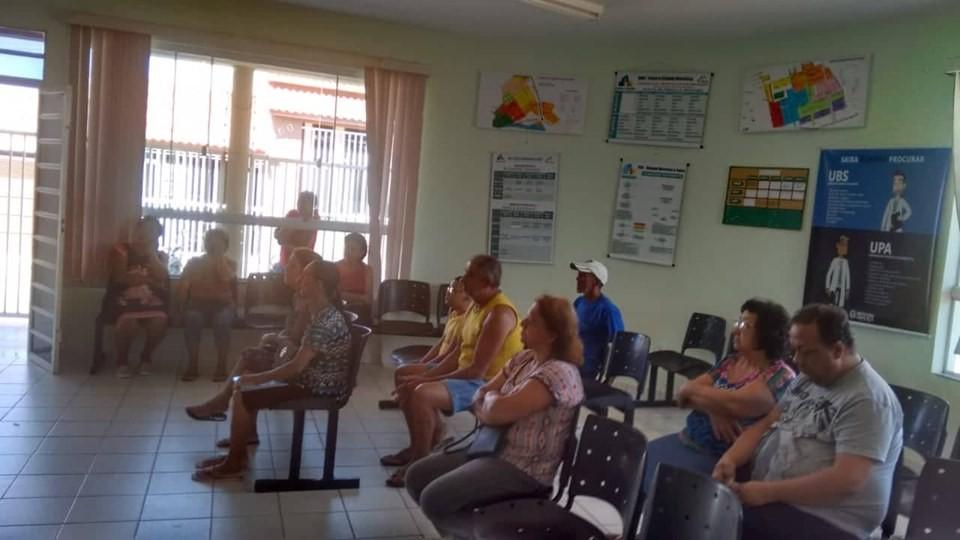 Secretaria Municipal de Saúde desenvolve ações de conscientização à saúde do coração