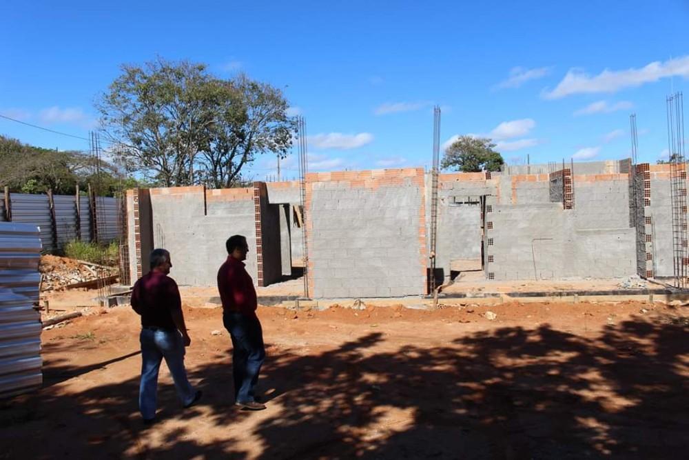 Campo Belo-MG - Creches terão obras retomadas para atender 600 crianças