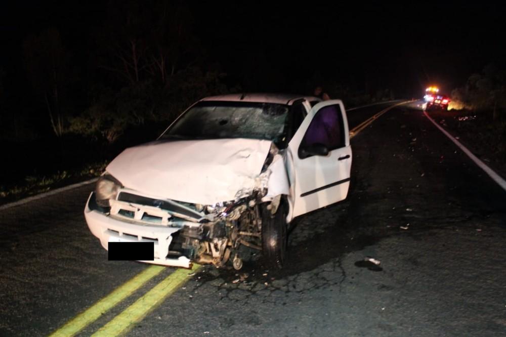 Motociclista morre em grave acidente na MGC-369 próximo ao aeroporto de Campo Belo