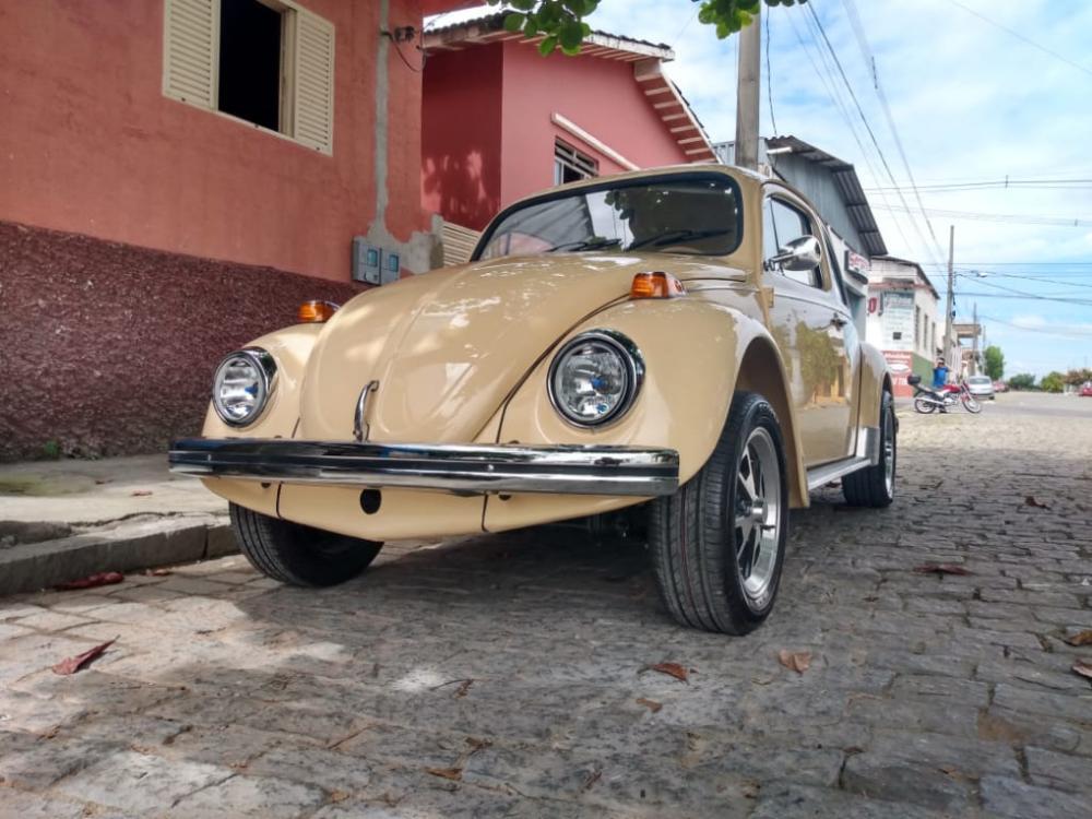Veja a restauração realizada pela equipe Pintacar em um VW/Fusca