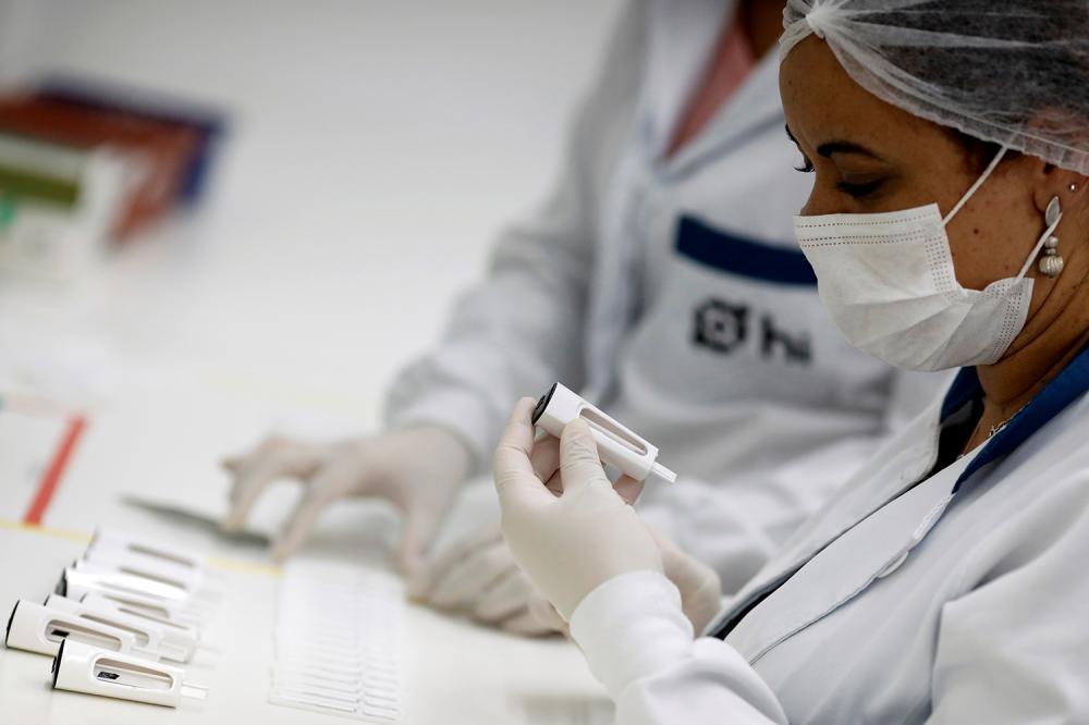Ufla assina termo de compromisso para realizar testes de diagnóstico da Covid-19