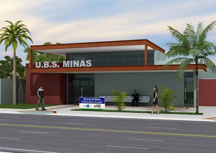 Boas notícias - Prefeitura trabalha na conclusão do prédio da UBS São Luís utilizando recurso do Município
