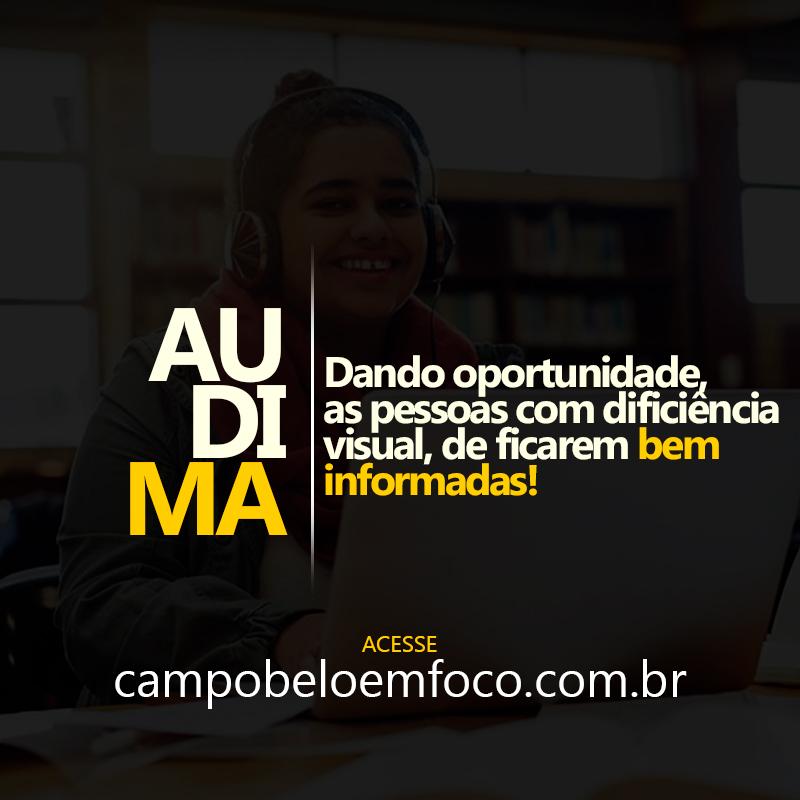 Campo Belo em Foco disponibiliza ferramenta que permite os leitores ouvirem as notícias, ferramenta que beneficiará as pessoas com deficiência visual!