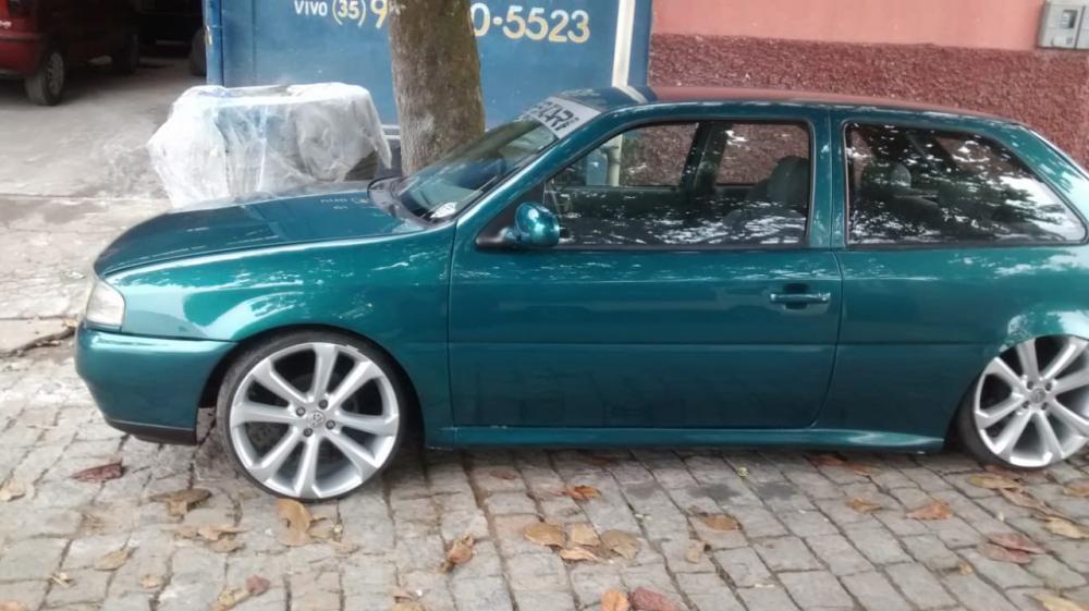 Pintacar - Confira a restauração realizada em um VW/Gol