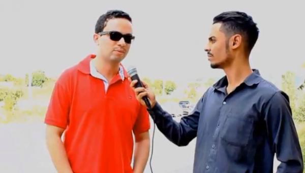 Entrevista com o diretor da empresa que realizou a obra do ribeirão São João